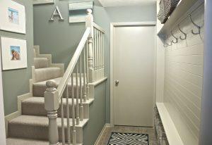 Nice and bright hallways