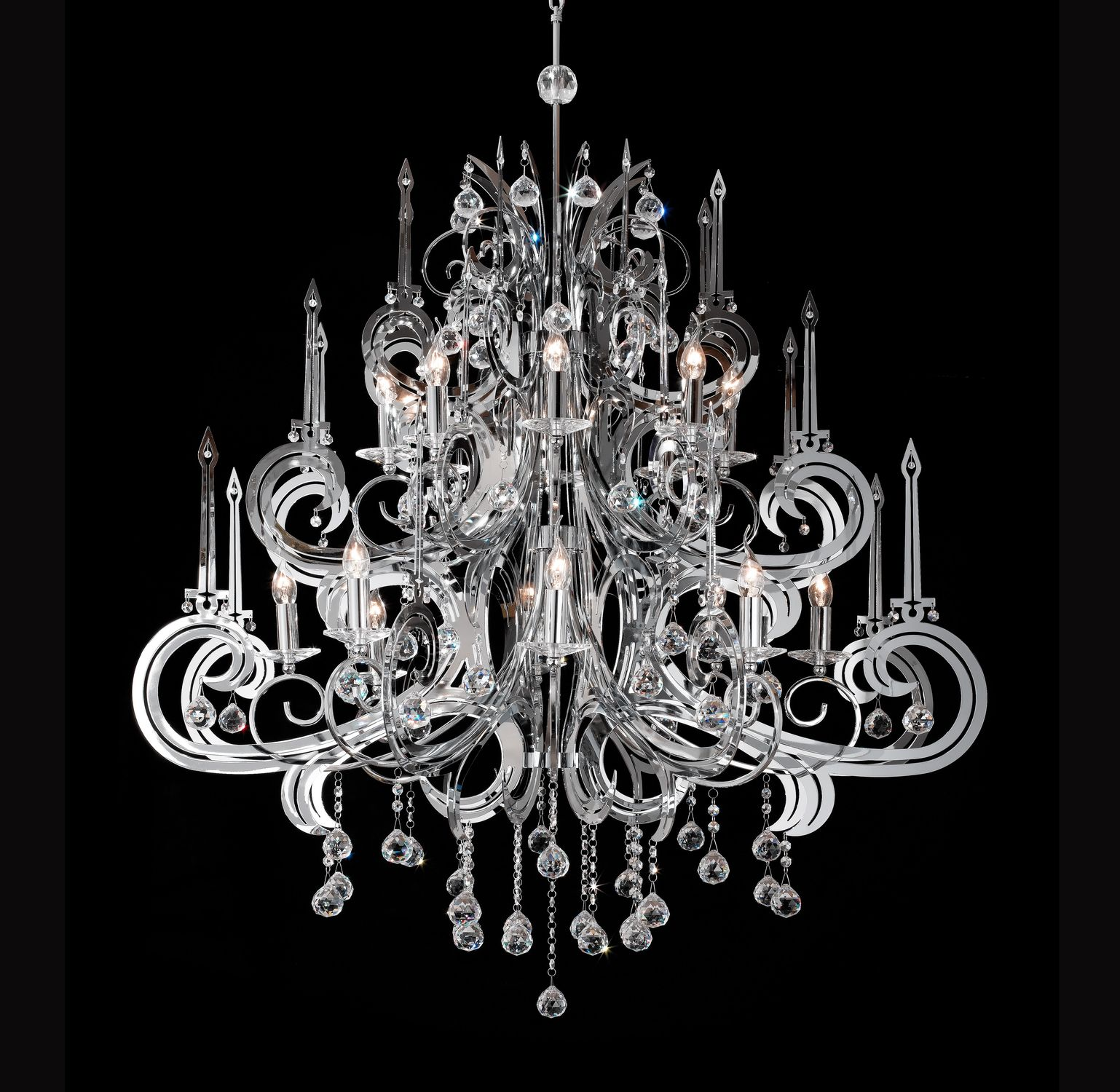 chandeliers for your home interior design paradise. Black Bedroom Furniture Sets. Home Design Ideas