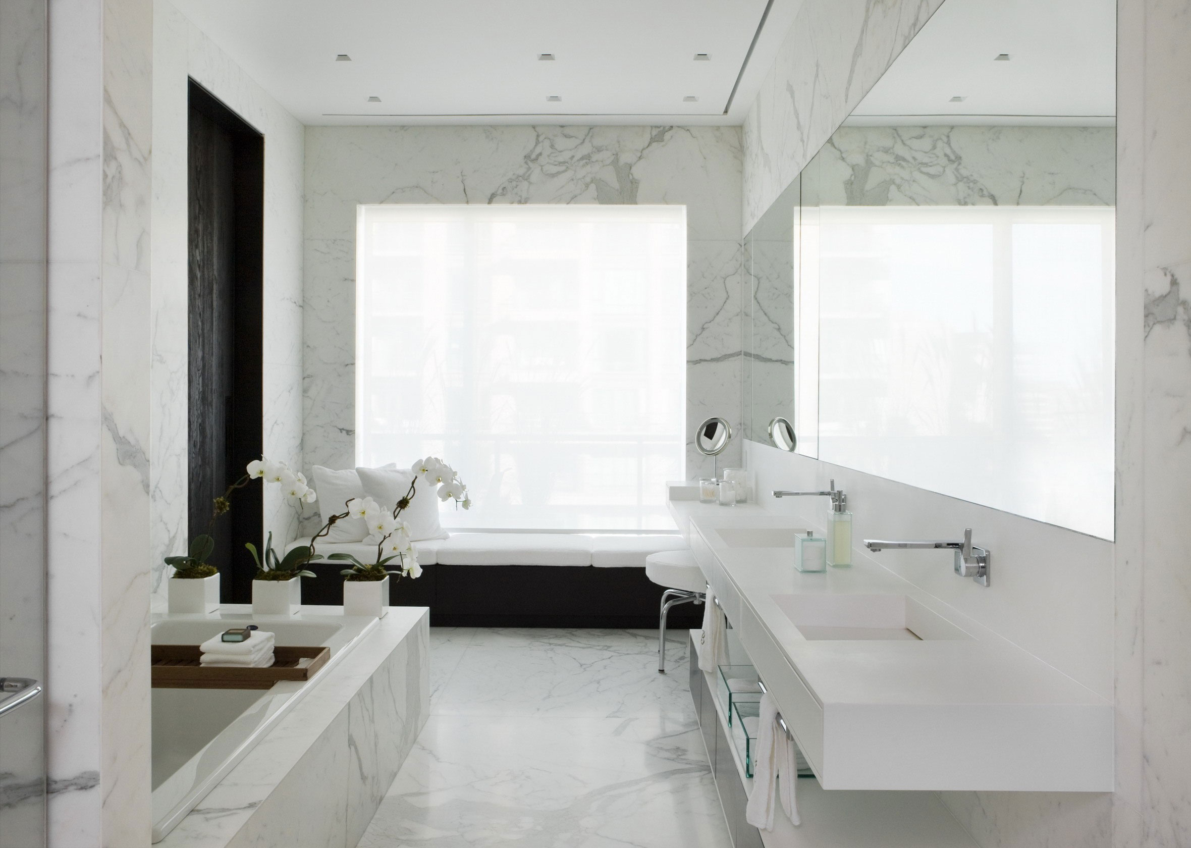 Modern bathrooms you will adore | Interior Design Paradise