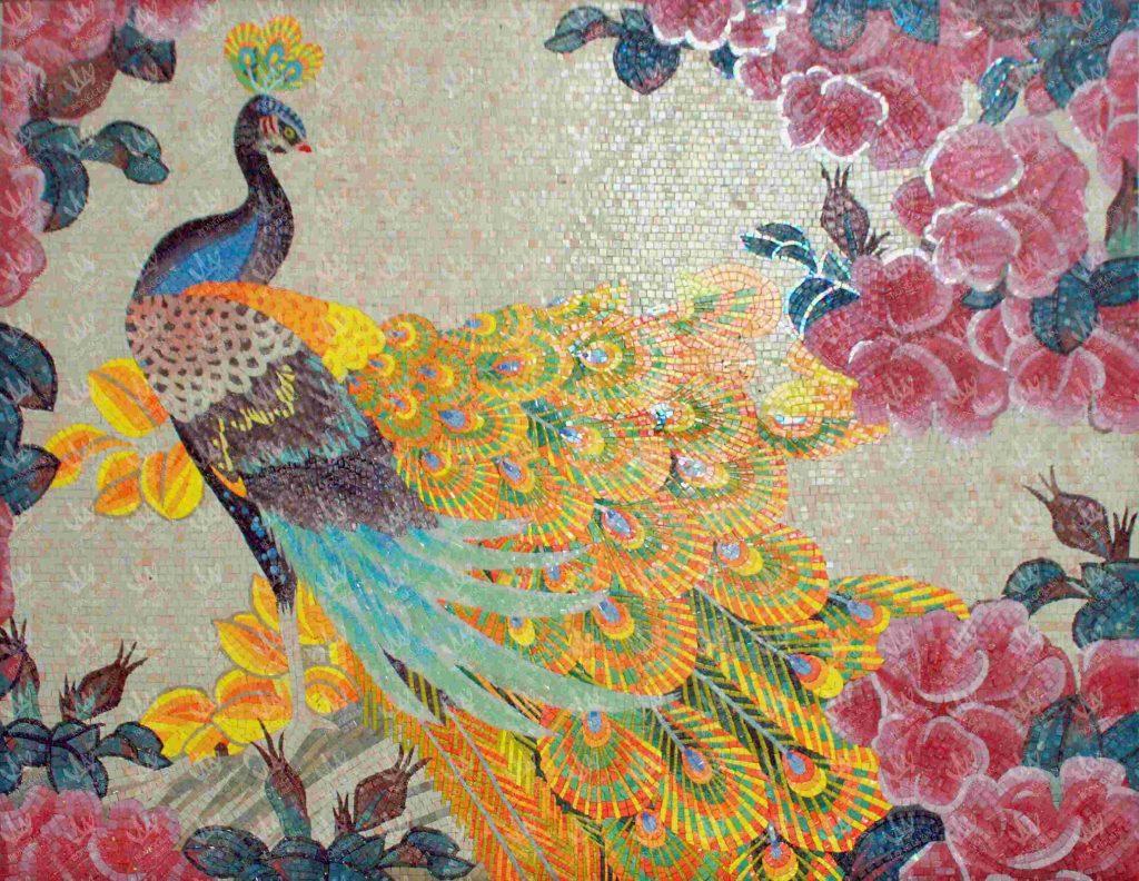 Art mosaic tiles
