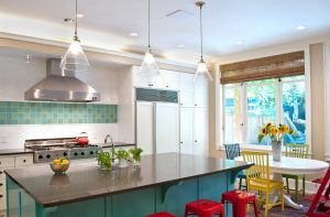 Best colorful kitchen designBest colorful kitchen design