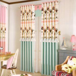 Kids room curtain
