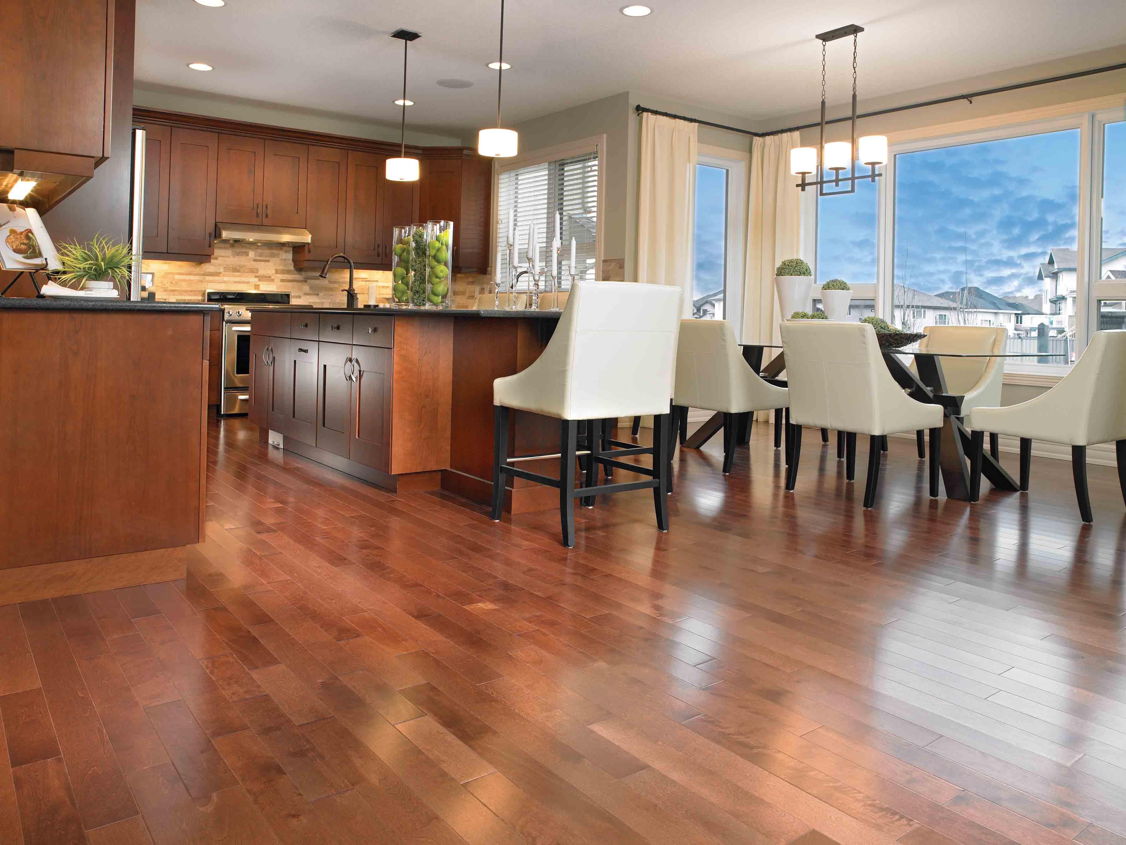 Hardwood Floor Vs Laminate Which One