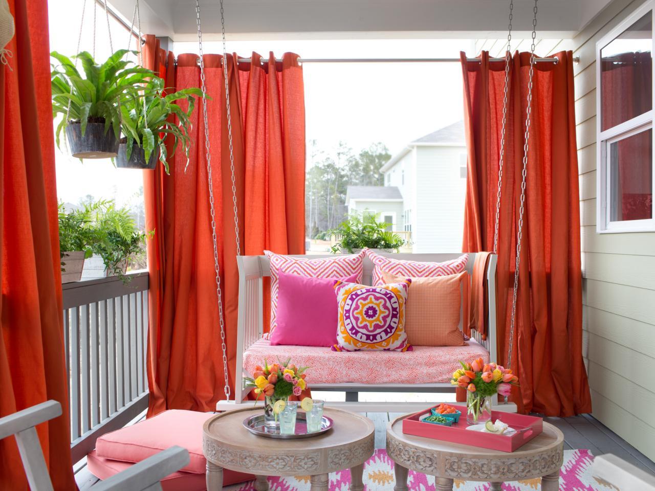 Inspiring Ideas for a small balcony | Interior Design Paradise