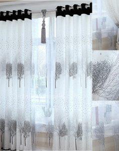 Translucent curtain