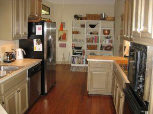 Small kitchen options