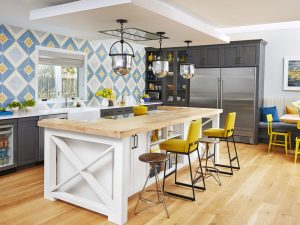 Best colorful kitchen design