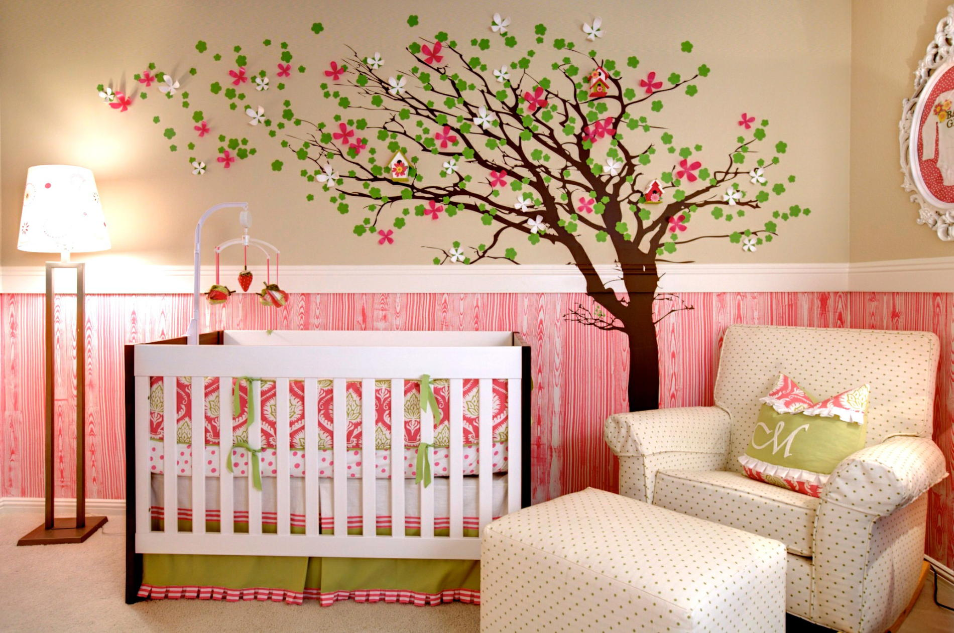 Charming Baby Girl Room Part 22
