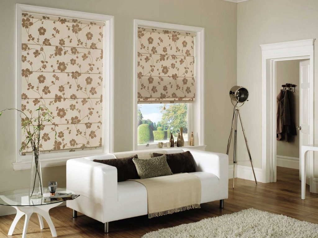 Blinds page roman blinds