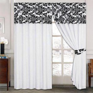 Curtain white