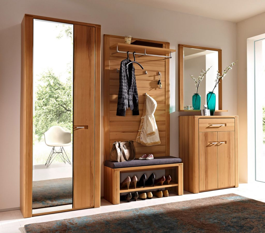 Entrance hall storage furniture