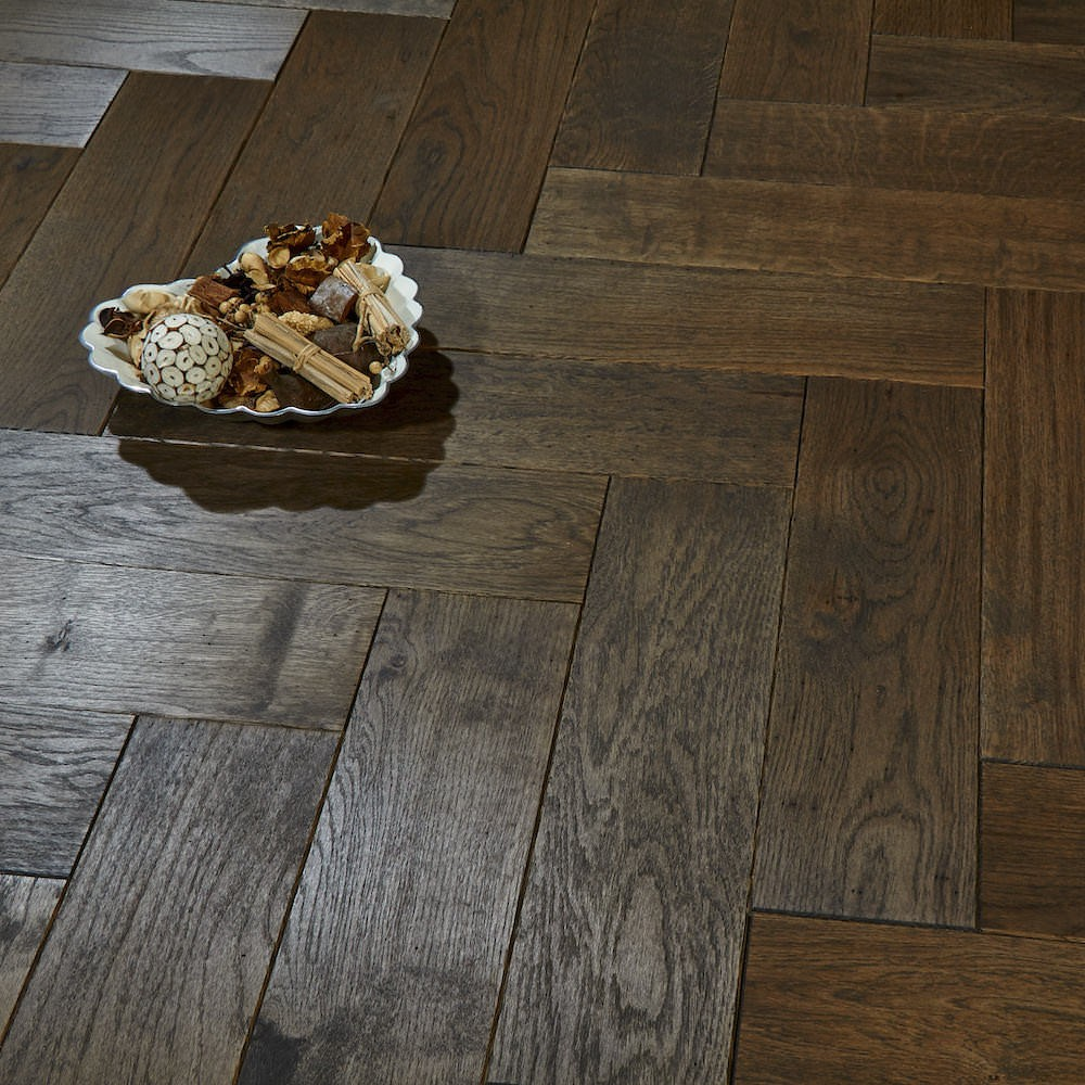 The rustic class parquet
