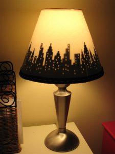Nightstand Lampshade