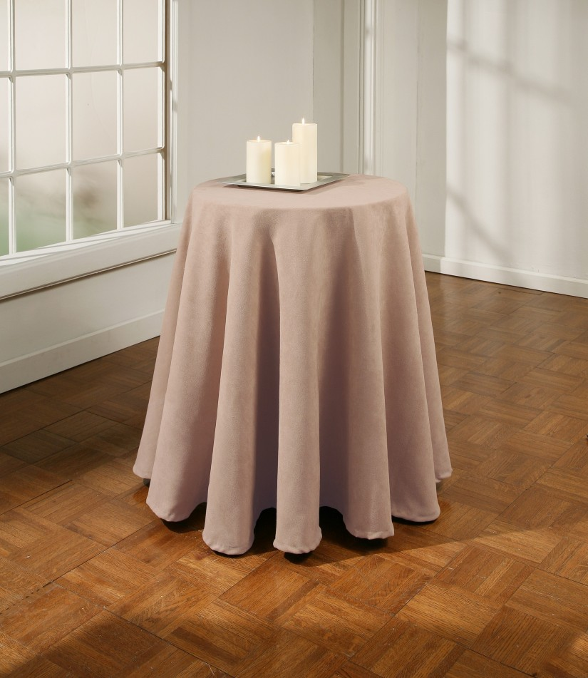 briliant tablecloth