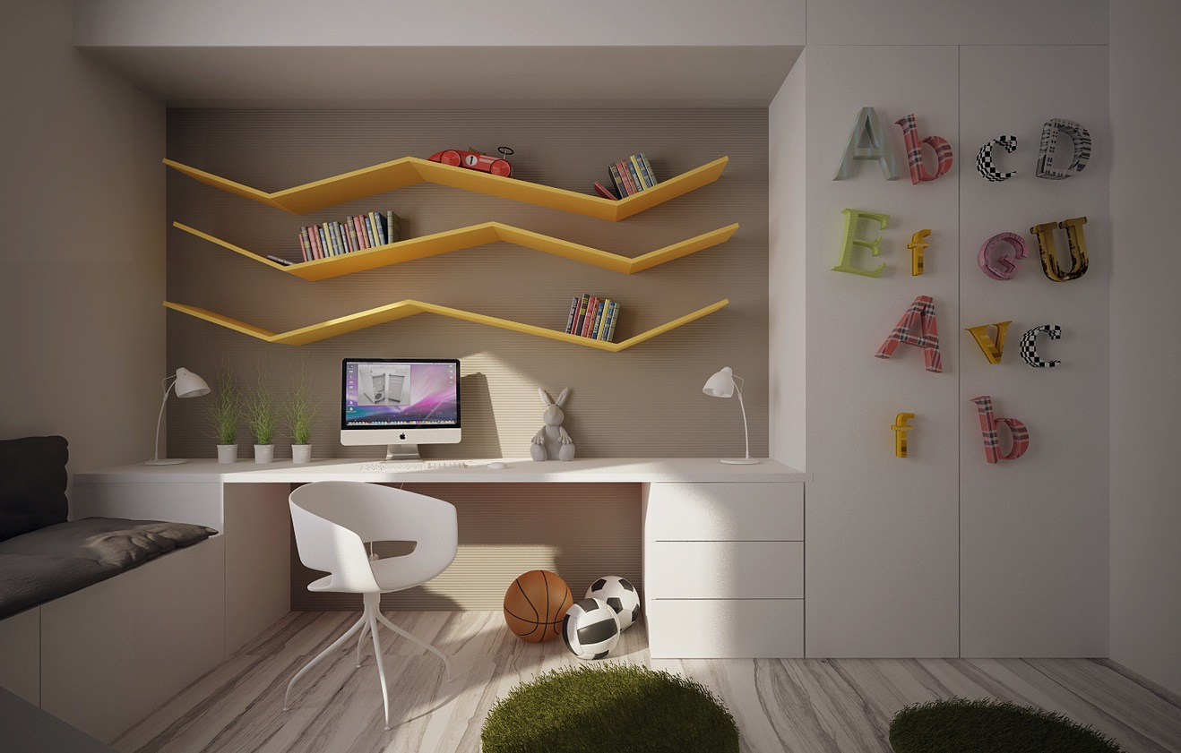 Exceptionnel Creative Shelf Inspiration