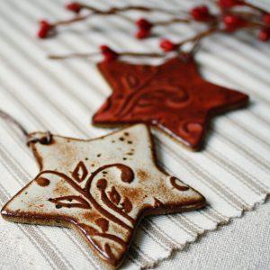 handmade christmas ornament