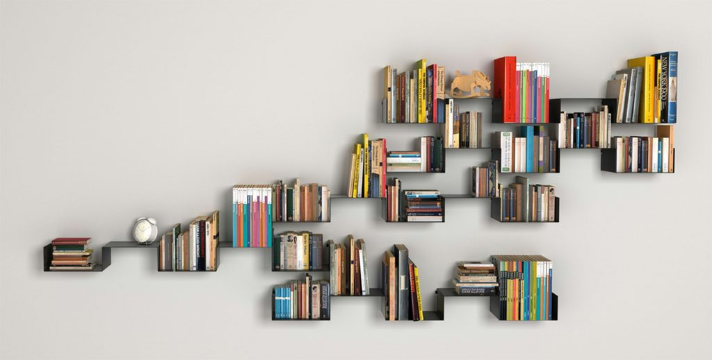 Cool bookshelves ideas