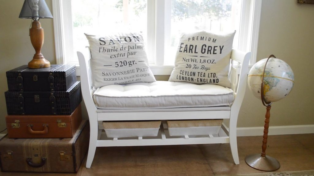 fabulous-white-bench-diy-from-great-old-chairs