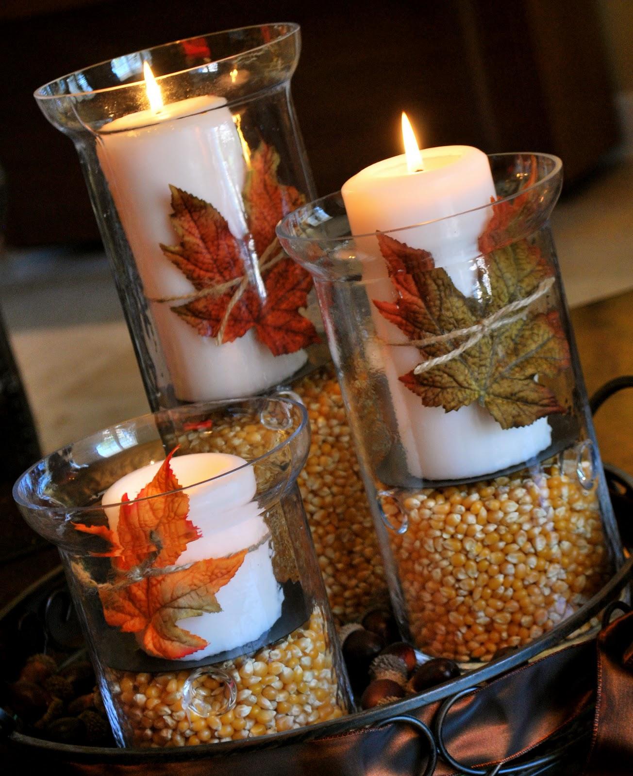 Thanksgiving home decor - Thanksgiving Spark