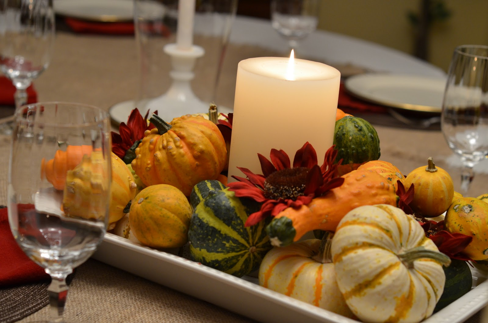 Incredible Decorating Thanksgiving Table Tips And Tricks Interior Download Free Architecture Designs Sospemadebymaigaardcom