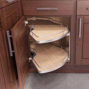 Small kitchen lazy susan