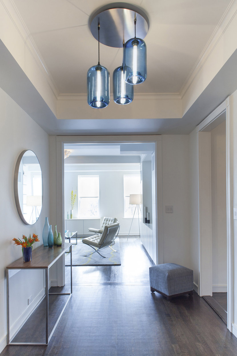 Large Modern Foyer : Seven brilliant and practical ideas for your entrance hall