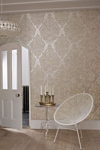 Amazing entrance hall wallpapers