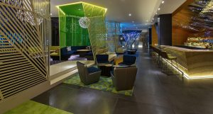 Bar in Belgrade Waterfront