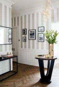 Extraordinary wallpapers for hallways