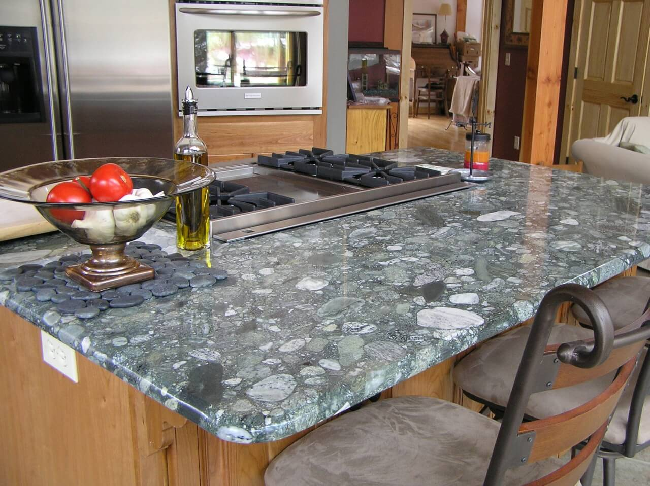 Is quartz better choice than marble and granite ...