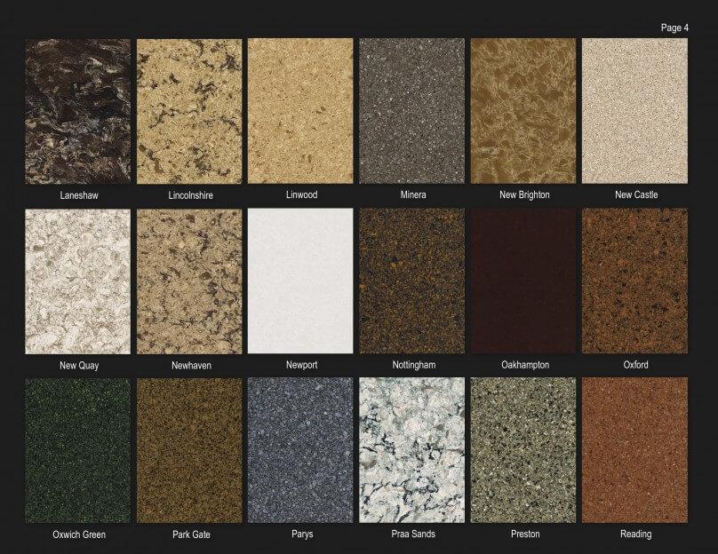 quartz kitchen countertops colors