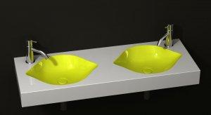 Modern lemon sinks