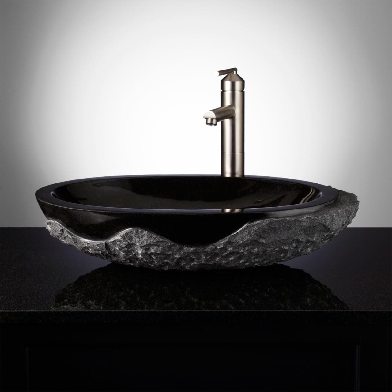Copper Bathroom Sinks