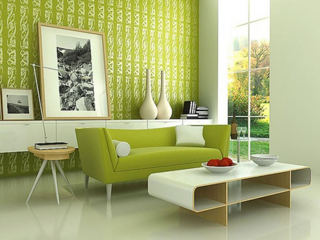 Which shade of green is this year trend? | Interior Design Paradise