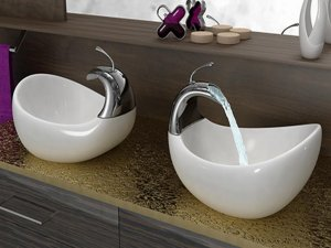 Vessel sink bathroom ideas