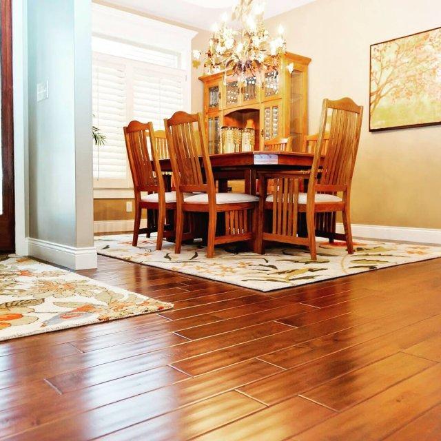 Hardwood floor vs Laminate Which one is the winner? Checkhellip