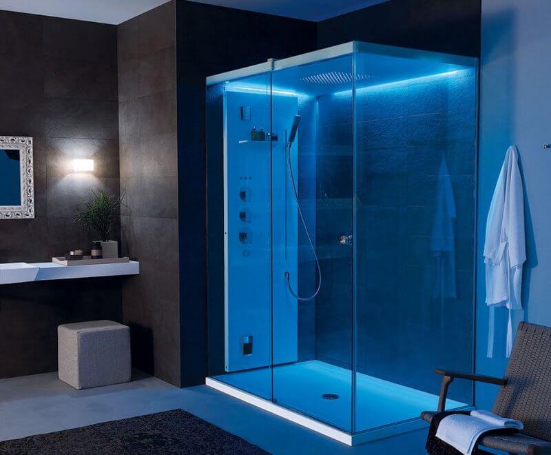 Light shower pleasure