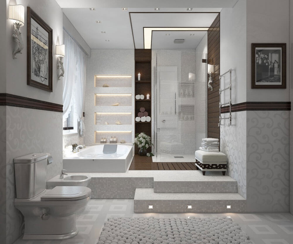 Latest Designs Of Bathrooms how to design bathroomlatest hot trends? | interior design