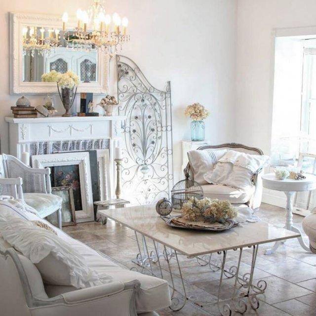 Shabby chic decor living room interior125 intetior123 interiordesign homedecor homedesignhellip