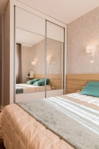 Brilliant guest room