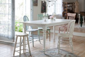 Shabby add chic colors