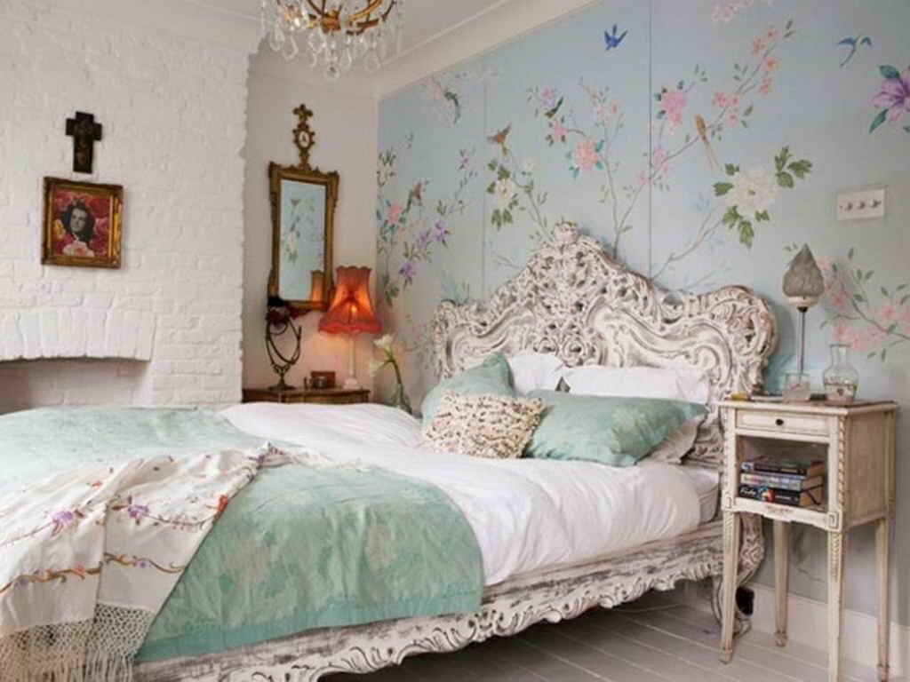Camere Da Letto Shabby Chic : How to welcome shabby chic decor in your home interior design