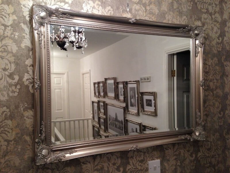 Big wall mirrors