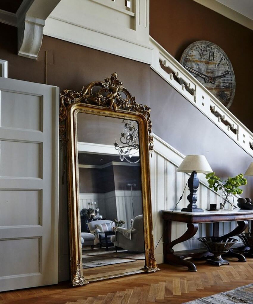 Decorate A Picture: Five Ways To Decorate Home With Mirrors And Make Magic