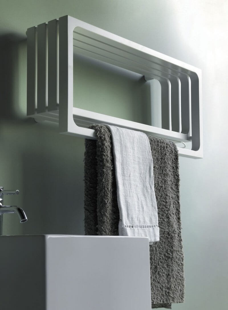 Montecarlo towel heater and radiator