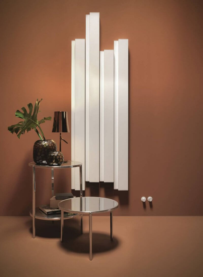Rift decorative radiator