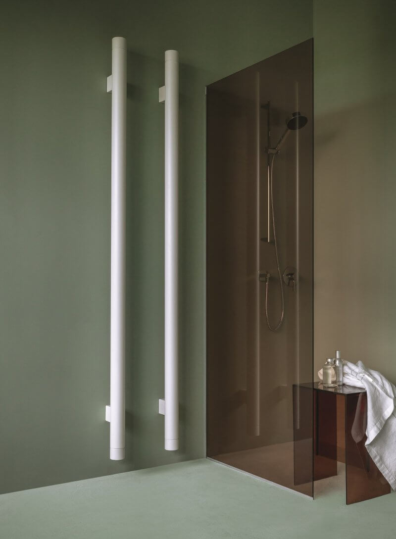 T-B-T Vertical radiator
