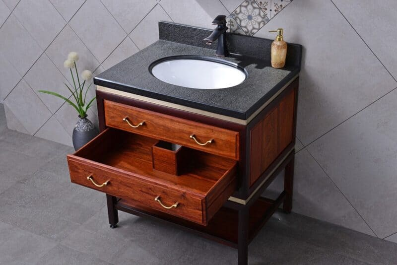 A sink in Asian style