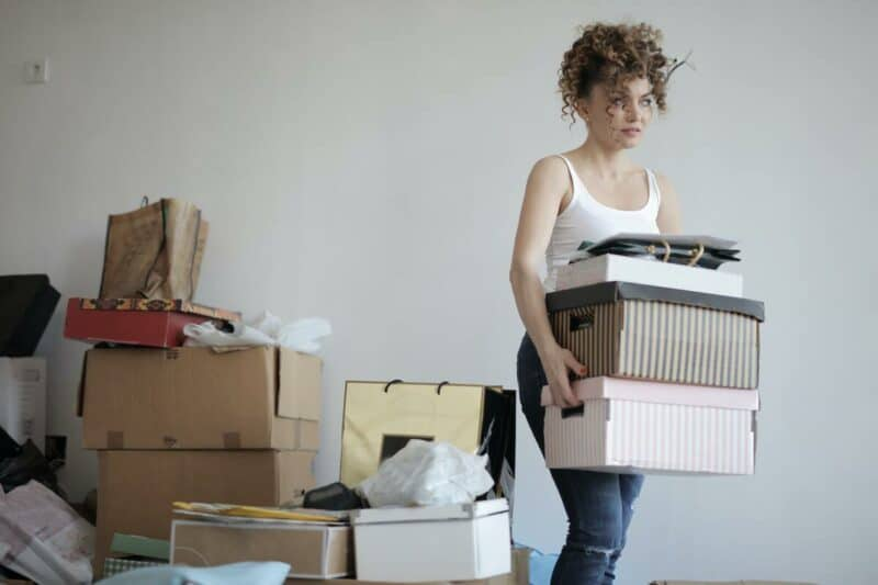 Revive your home by getting rid of the clutter