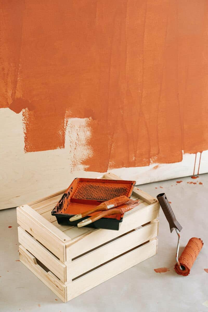 Revive your home by painting the walls
